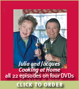 Julia and Jacques Cooking at Home DVD