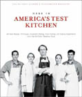 Here in America's Test Kitchen